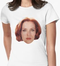 Gillian Anderson Women's Fitted T-Shirt