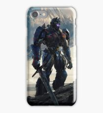Transformers 5 iPhone Case/Skin
