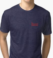 I Heart Inside. Tri-blend T-Shirt