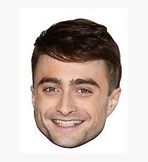 Daniel Radcliffe Photographic Print