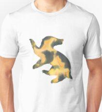 House Badger Watercolor Unisex T-Shirt