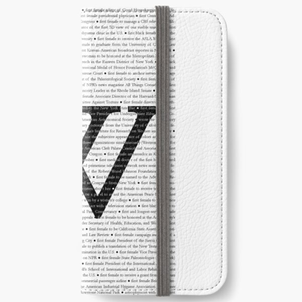 Wellesley College Firsts iPhone Wallet