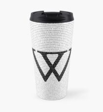 Wellesley College Firsts Travel Mug