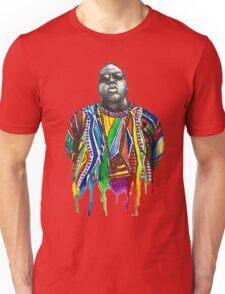 Biggie Smalls Watercolour  Unisex T-Shirt