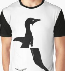 9GAG - Socially Awsome Awkward Penguin Graphic T-Shirt