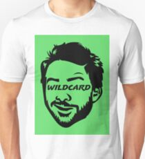 Green man Wildcard Charlie 2 T-Shirt