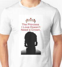My Idol Needs No Crown T-Shirt