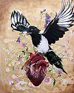 My wild heart by Lisbeth Thygesen