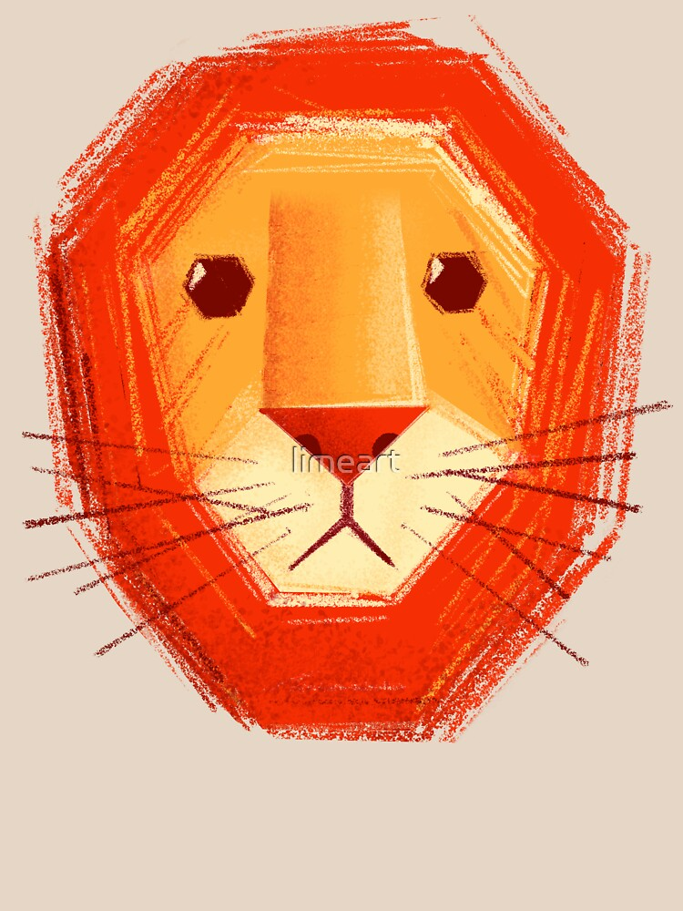 Sad lion | Unisex T-Shirt