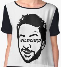 Wildcard bw Women's Chiffon Top