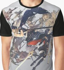Fire Emblem Awakening Box Art  Graphic T-Shirt