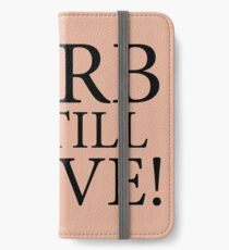 Barb is still alive! iPhone Wallet/Case/Skin