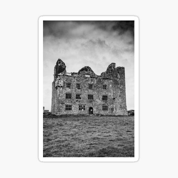Leamaneh Castle Sticker