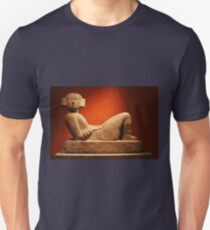 Chac Mool at the Anthropological Museum in Mexico City T-Shirt