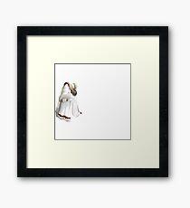Glitch Coats alph lem Framed Print
