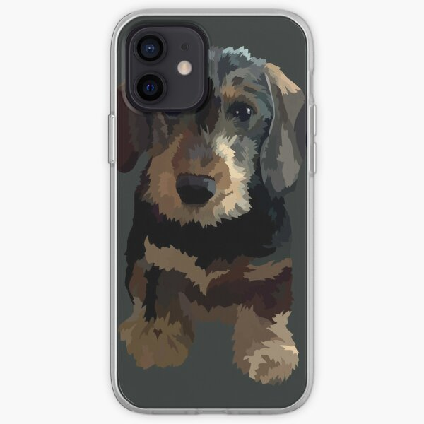 Dinky Dachshund iPhone Soft Case