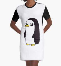 Penguin. Graphic T-Shirt Dress
