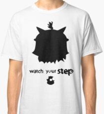 Teemo Watch Your Step  Classic T-Shirt