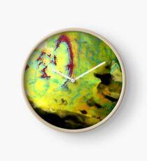 Broken Heart Impression Clock