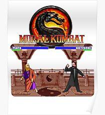 MORAL KOMBAT Poster