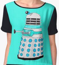 Classic Dalek. Chiffon Top
