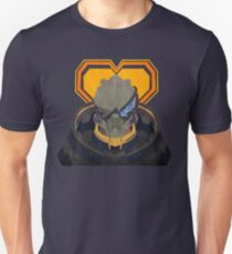 N7 Keep - Garrus Unisex T-Shirt