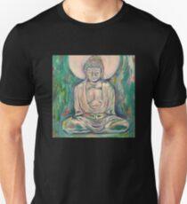 Turquoise Buddha Unisex T-Shirt