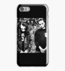 Ruby and Scrim - $UICIDEBOY$ (SUICIDEBOYS) iPhone Case/Skin