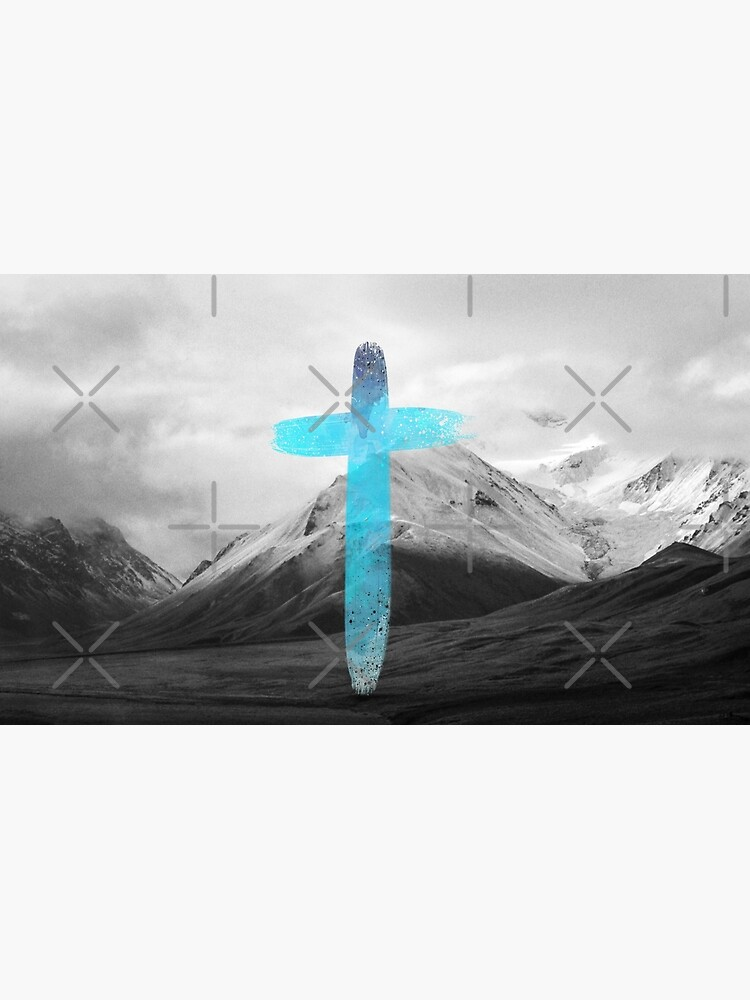 Christian Cross de WordsFromHeaven