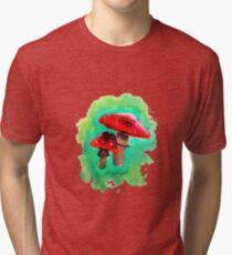 Toadstool Tri-blend T-Shirt