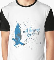 House Eagle Wit Beyond Measure Watercolor Graphic T-Shirt