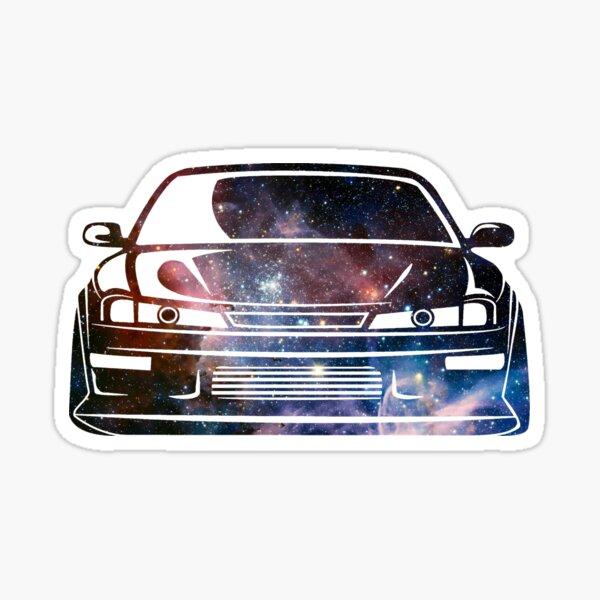 240sx Galaxy Sticker