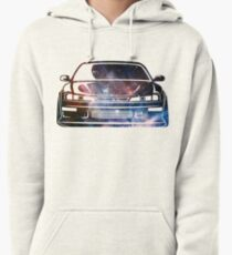 240sx Galaxy Pullover Hoodie