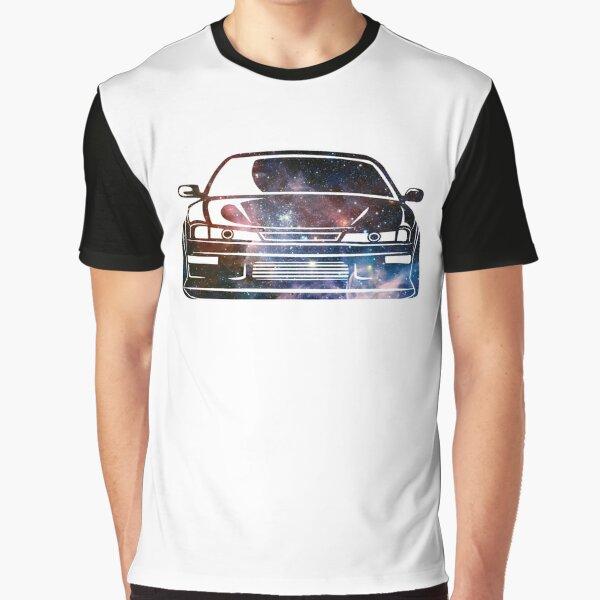 240sx Galaxy Graphic T-Shirt