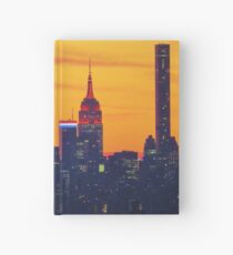 New York City  Hardcover Journal