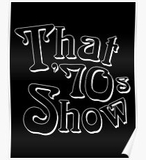 That '70s Show (Variant) Poster