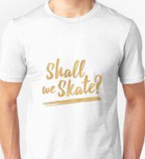 Phichit Chulanont - Short Program - Shall We Skate? Unisex T-Shirt