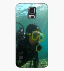 Funda/vinilo para Samsung Galaxy Buceo # 19