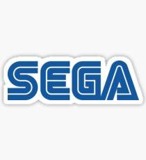 Sega Logo Sticker