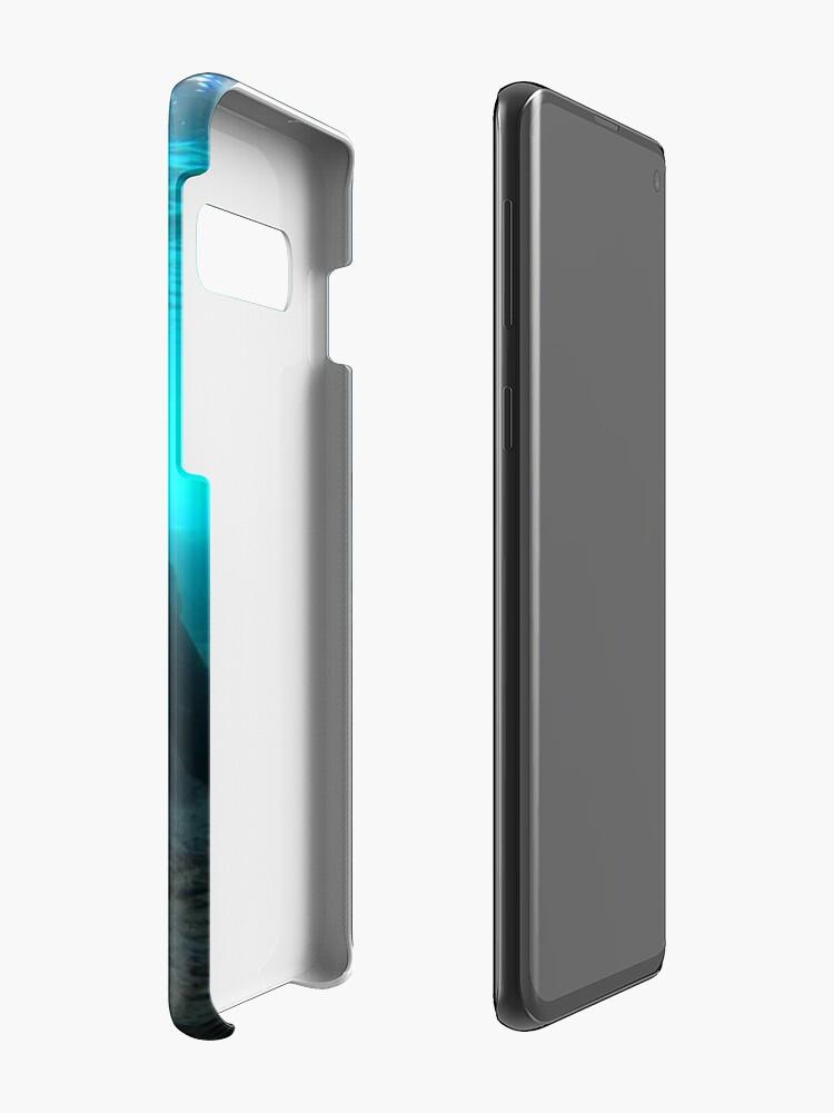 Vista alternativa de Funda y vinilo para Samsung Galaxy Buceo # 24
