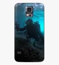 Funda/vinilo para Samsung Galaxy Buceo # 24