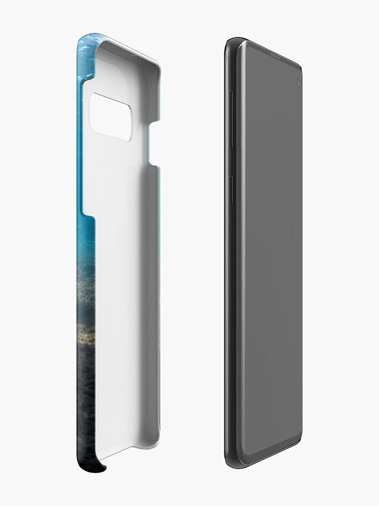 Vista alternativa de Funda y vinilo para Samsung Galaxy Buceo # 25