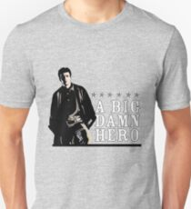Firefly's Malcolm Reynolds: A Big Damn Hero T-Shirt
