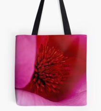 Fluoro Flora Tote Bag