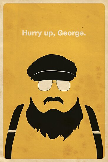 Hurry Up, George by OddFix