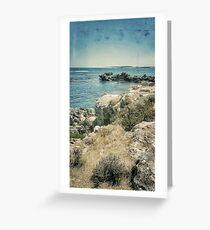 Cape Peron Greeting Card