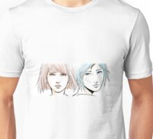 Ghost in the back of your head - Pricefield Unisex T-Shirt