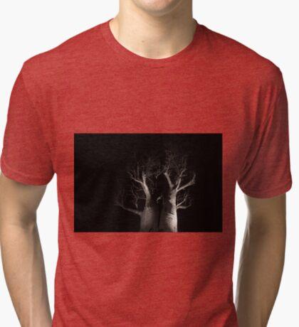 Boab Tree  Tri-blend T-Shirt