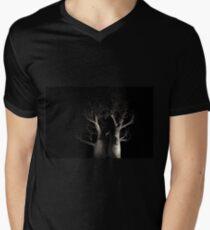 Boab Tree  Mens V-Neck T-Shirt