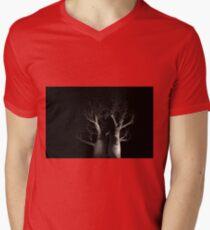 Boab Tree  Men's V-Neck T-Shirt